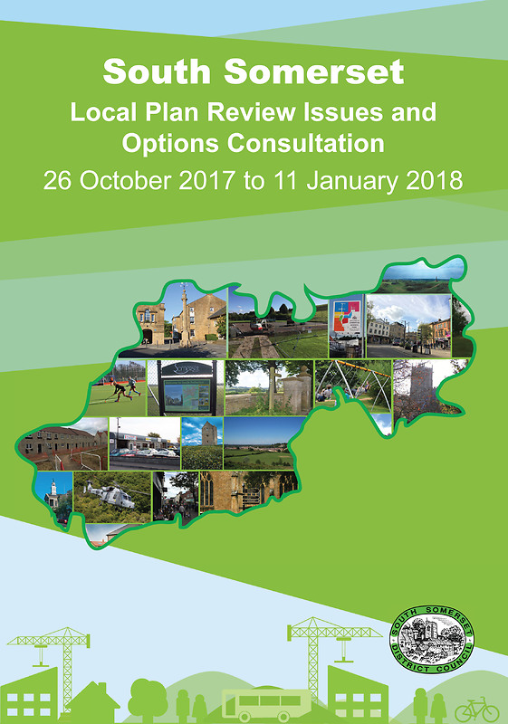 Local Plan Issues and Options Cover